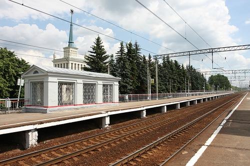 """Станция """"Ленинская"""""""