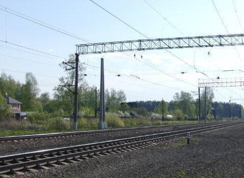 "Территория около платформы ""Шатурторф"""
