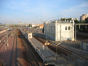 "Станция ""Москва-Товарная-Курская"""