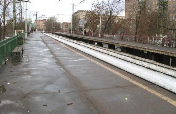 """Платформа """"Дмитровская"""""""