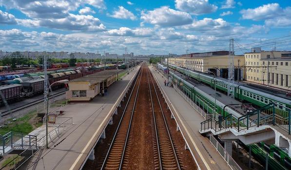 """Железнодорожная станция """"Перерва"""""""