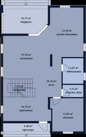 Байкал первый этаж