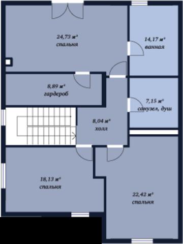 Ладога второй этаж