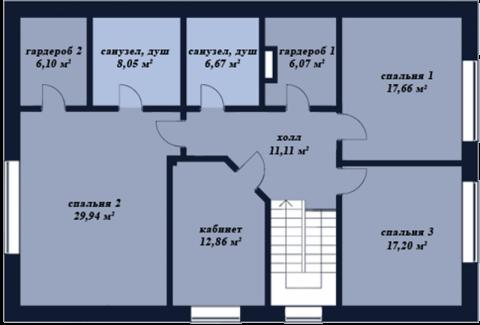 Двина второй этаж