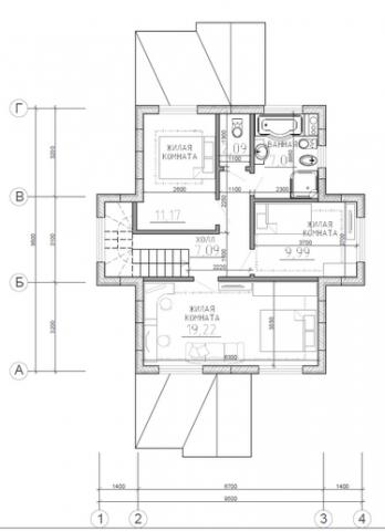 Калуга серия 144 второй этаж