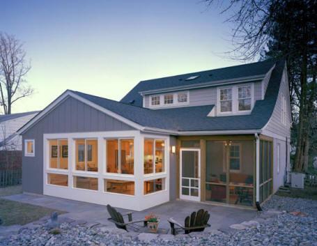 На период конца 2015-го года самым невостребованным форматом загородного жилья у покупателей стали дуплексы
