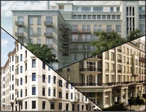 За апрель месяц в сегменте недвижимости «премиум» было реализовано 68 квартир