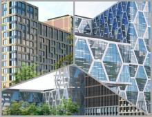 Элементы декора в оформлении зданий появятся на каждом корпусе проекта