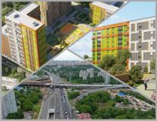 Новый участок шоссе значительно улучшит транспортную доступность проекта