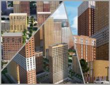 Одной из особенностей комплекса является организация внутреннего жилого пространства и зоны отдыха