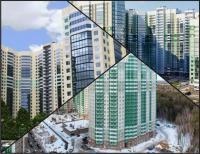 Новые дома относятся к третьей очереди строительства объекта, этажность зданий комплекса варьируется от 16 до 24 уровней
