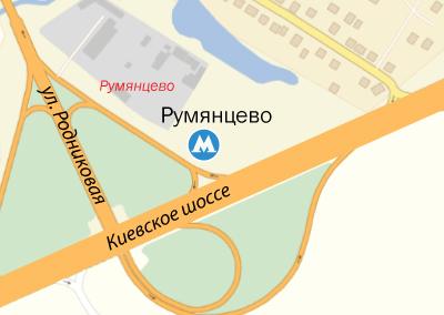 ЮгоЗападный округ Москвы  nesiditsaru